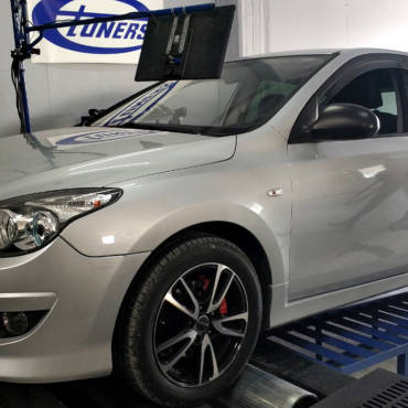 Hyundai i30 1.6 CRDI – Stage1