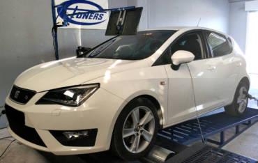 Seat Ibiza 6P 1.4TDI 105hp – Stage1