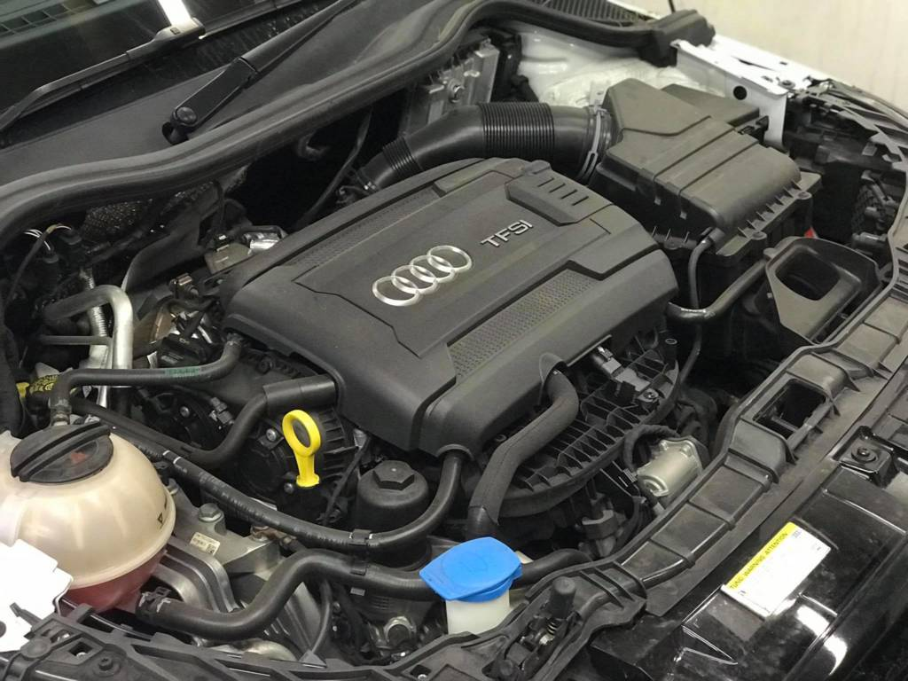 Audi A1 1.8TFSI - Etuners Stage1 tune remap for 98RON