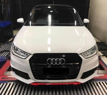Audi A1 1.8TFSI – Stage1 98RON