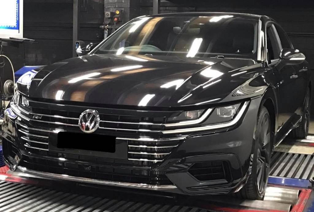 VW Arteon 2.0TSI MY2018 - Etuners Stage1 tune remap ecu
