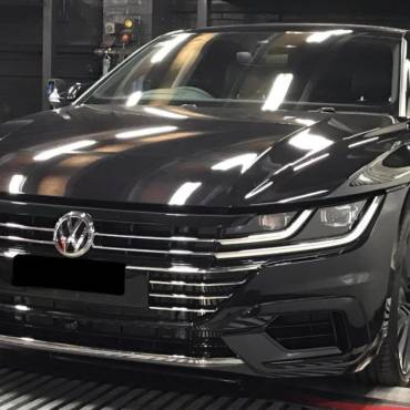 VW Arteon 2.0TSI MY2018 – Stage1 98RON