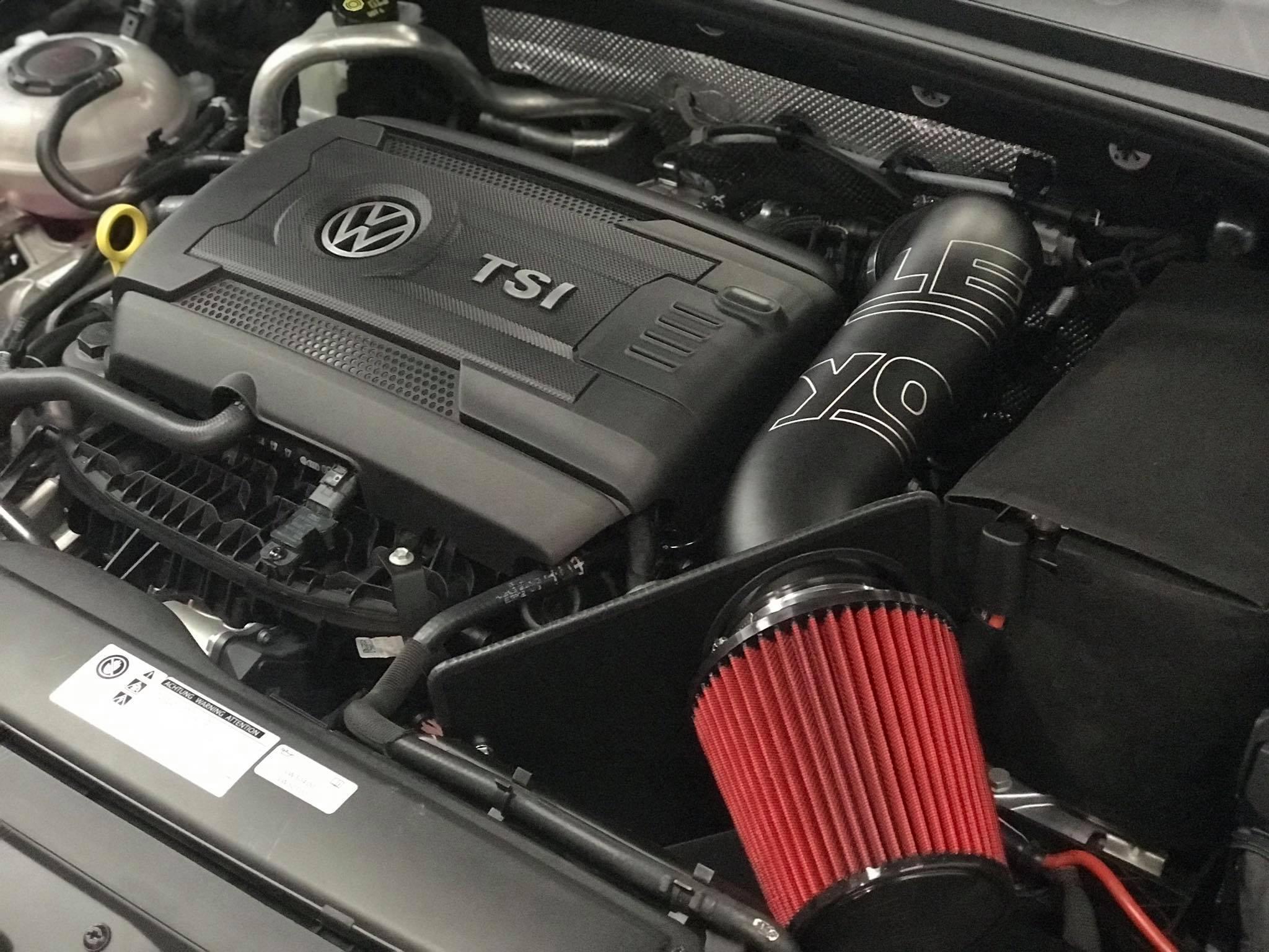 VW Arteon 2 0TSI MY2018 – Stage1 98RON – eTuners