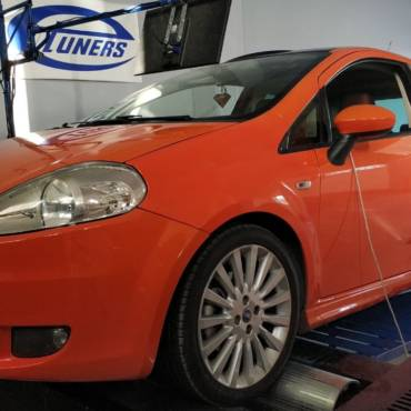 Fiat Punto 1.4TJET 120hp – Stage3 with TJET150 turbo + 98RON