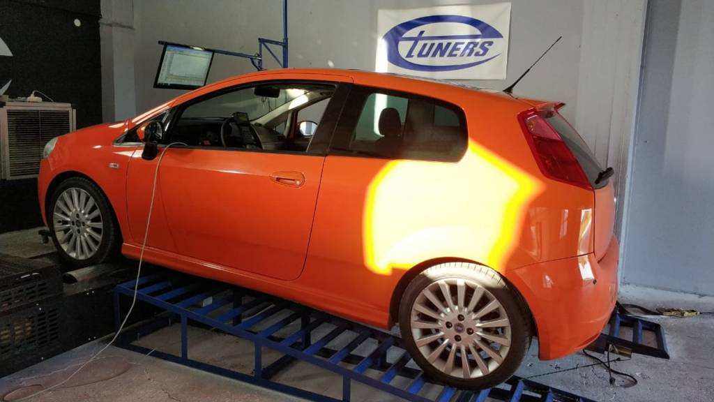 Fiat Punto 1.4TJET 120hp - Etuners Stage3 for TJET150 turbo + 98RON