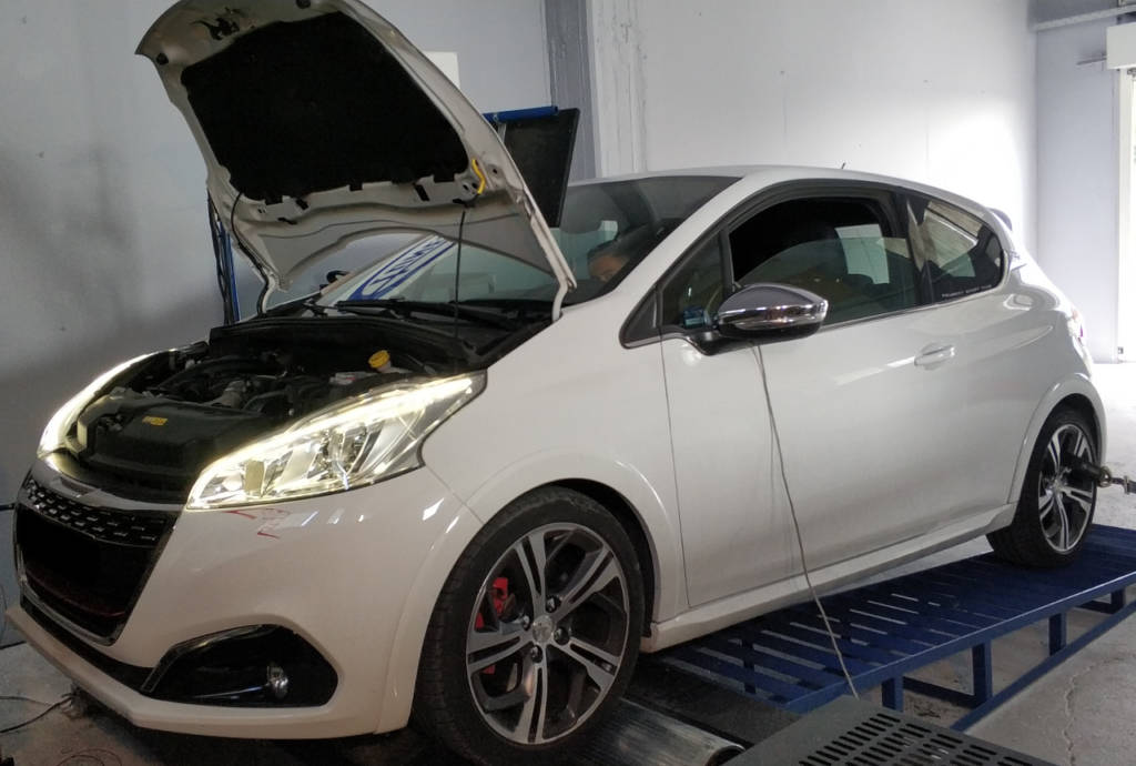 Peugeot 208 GTI THP208 - Etuners Stage2 98RON EP6-FDTX