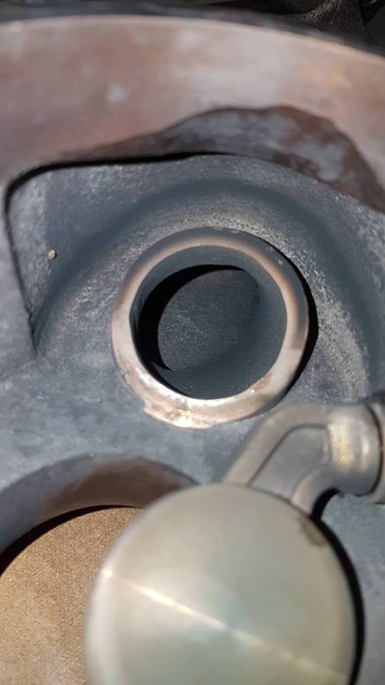Boss500 CTS turbo kit - problems with the wastegate port
