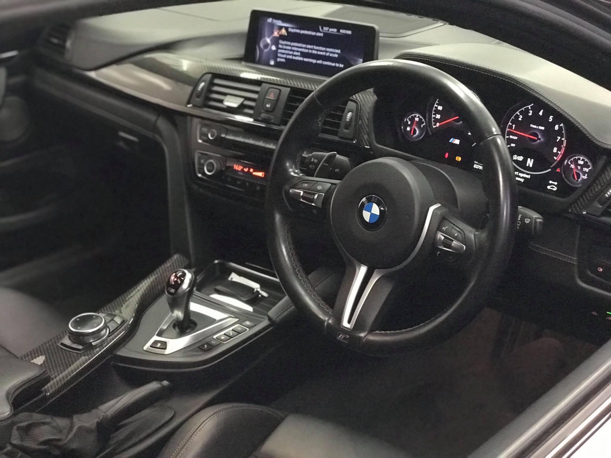 BMW M4 F32 3 0T – Stage1 98RON – eTuners