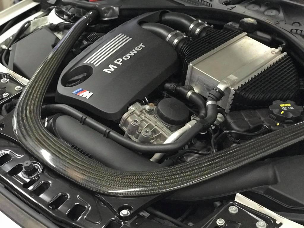 BMW M4 F32 3.0T S55 MY2014 - Etuners Stage1 ECU remap tuning