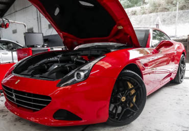 Ferrari California T 3.9TT – Stage2 98RON