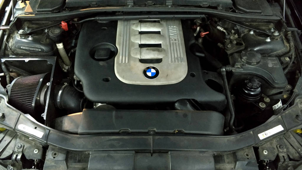 BMW 335D E92 3.0D - Etuners Stage2+ remap tune