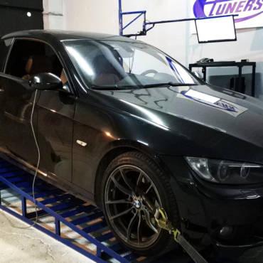 BMW 335D E92 3.0D – Stage2+