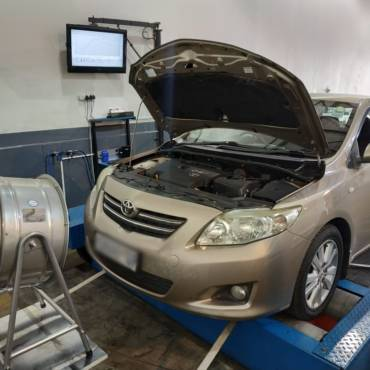 Toyota Corolla X (E140/150) 2.0 D4D MY2009 – Stage1