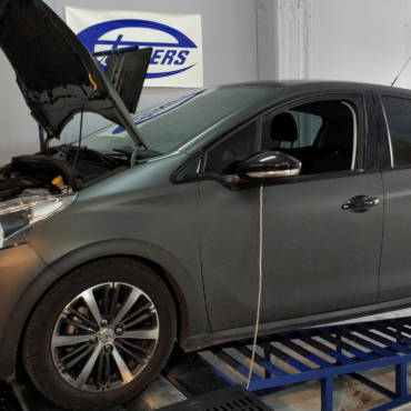 Peugeot 208 1.6 BlueHDI 100hp (BHY) DV6FD – Etuners Stage1