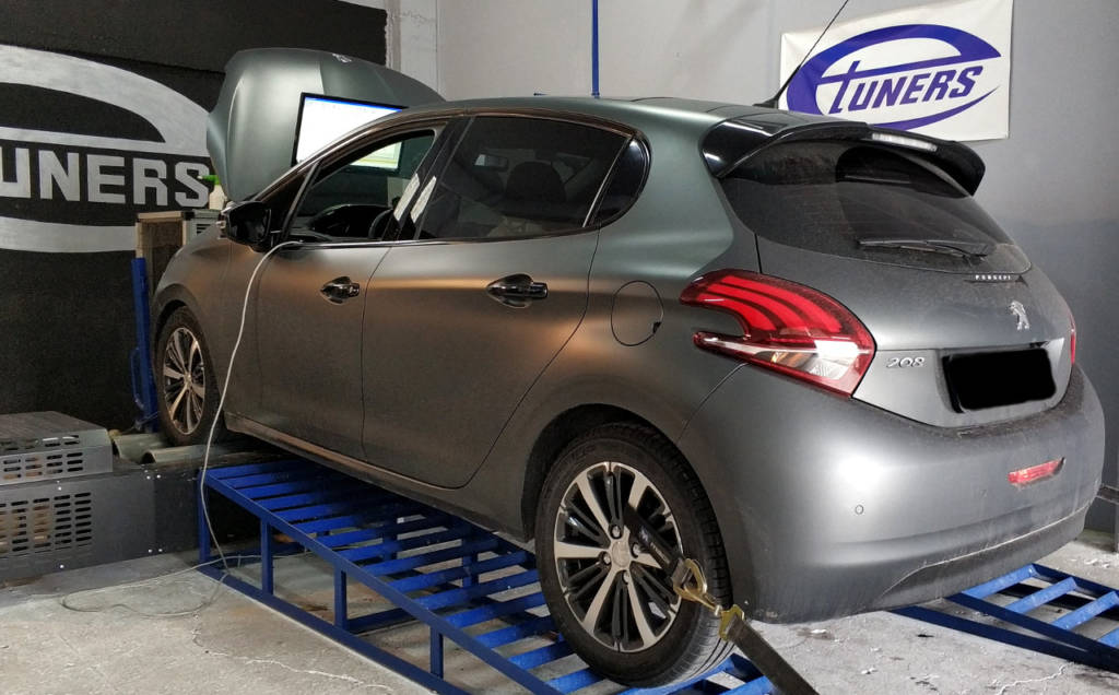 Peugeot 208 1.6 BlueHDI 100hp (BHY) DV6FD - Etuners Stage1
