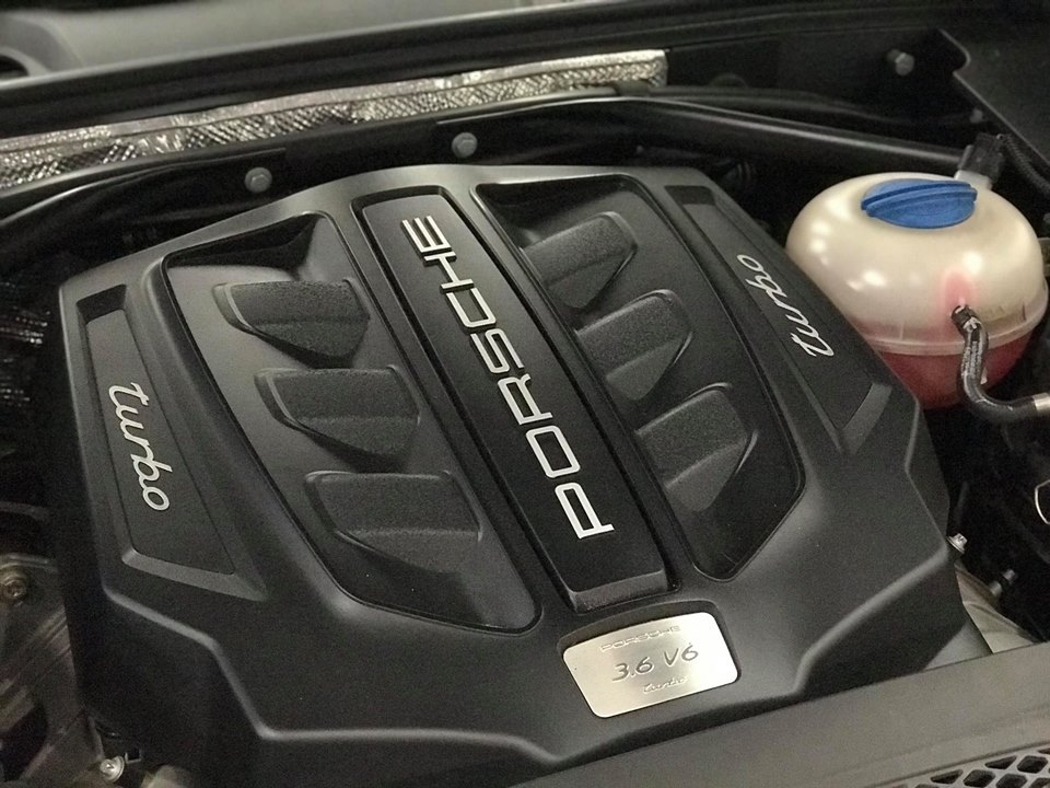 Porsche Macan 3.6lt twin turbo stage1 98ron_4