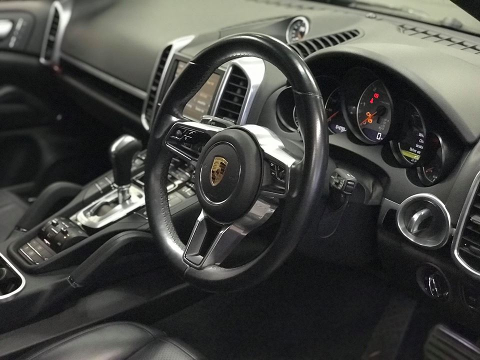 Porche Cayenne S 4.2 V8 Diesel-stage1