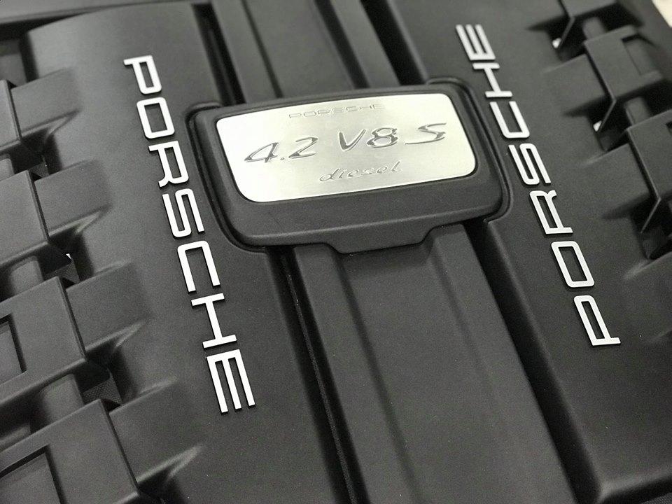 Porche Cayenne S 4.2 V8 Diesel-stage1 3
