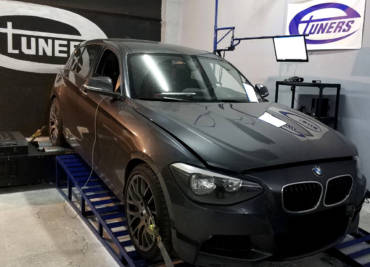 BMW 116i F20 1.6T – Stage2 98RON