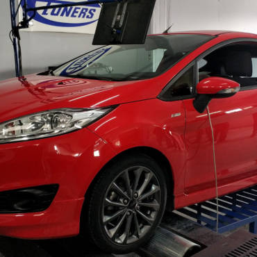Ford Fiesta 1.0 STCI 125hp MY2016 – Stage2 98RON