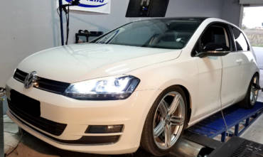 VW Golf 7 1.4TSI 140hp CPTA – Stage3 IS20 turbo kit 98RON