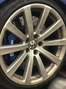 VW Passat R36 stg2