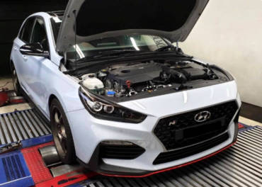 Hyundai i30N Performance – Stage1 98RON