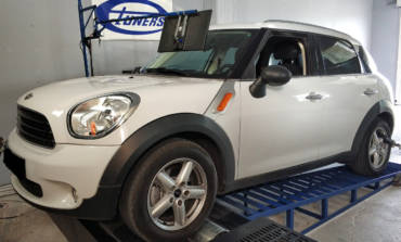 Mini One 1.6D (90hp) – Stage1 for +60hp