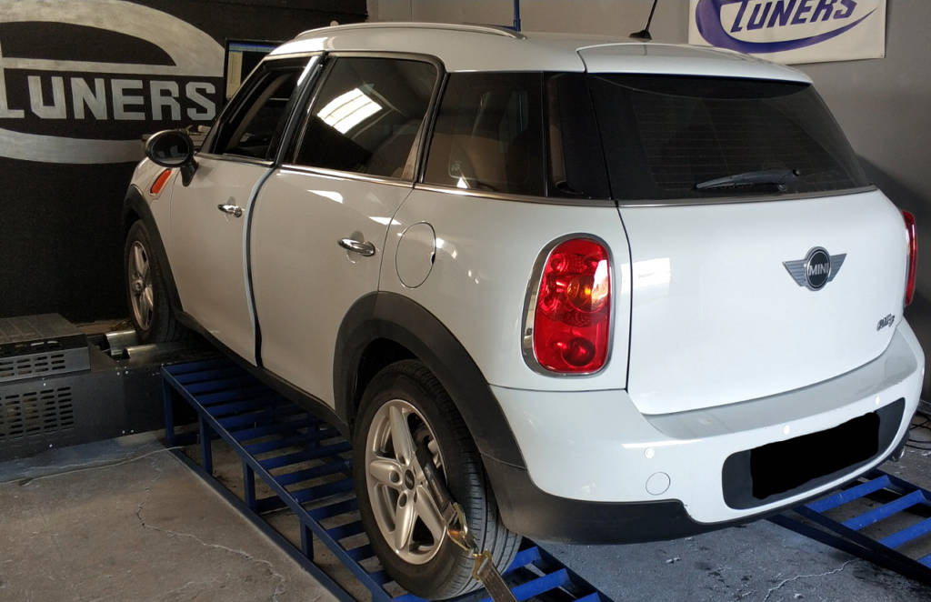 Mini One 1.6D - Etuners Stage1 tune remap