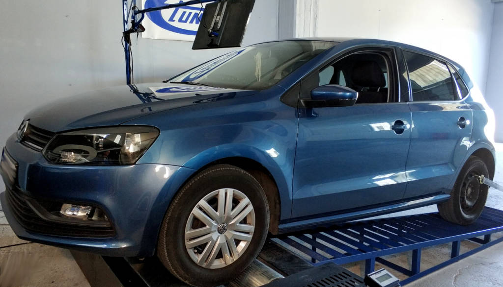 Vw Polo 6C 1.4TDI MY2014 - Etuners Stage1 ECU remap tune