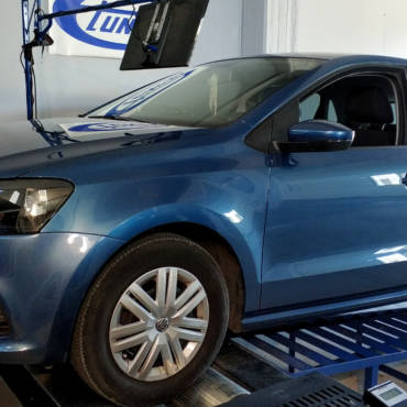 VW Polo 6C 1.4TDI 90hp – Stage1