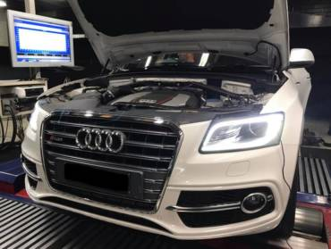 Audi SQ5 3.0TDI – Stage1