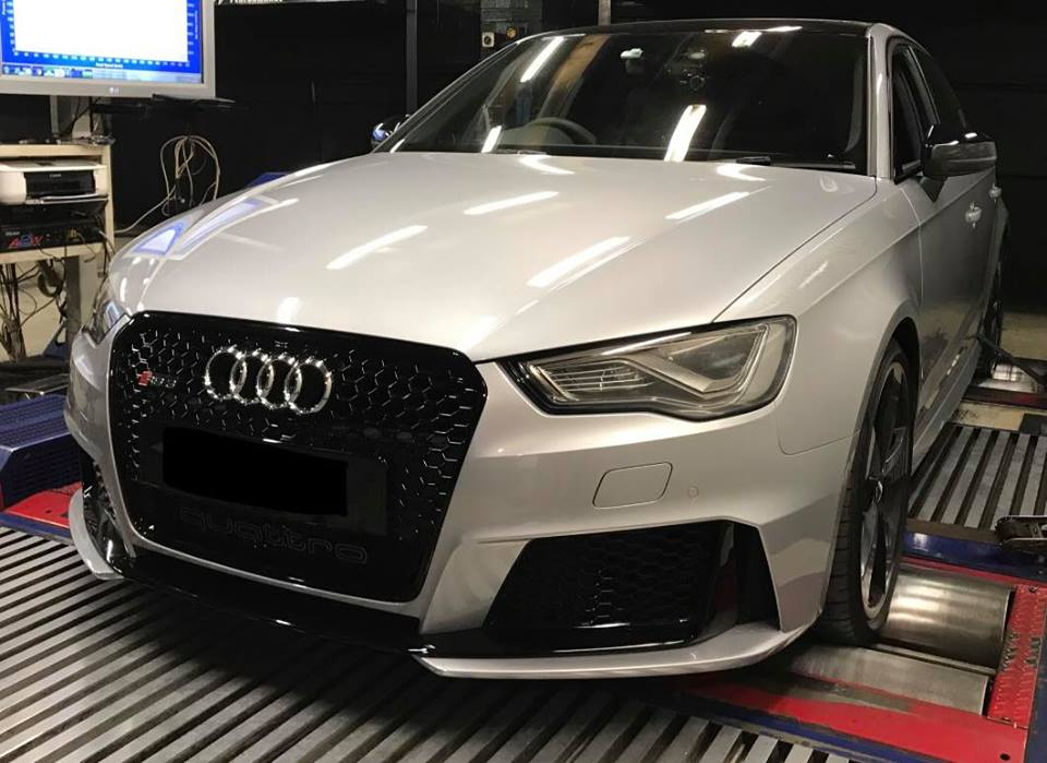 Audi RS3 8V.1 stage2