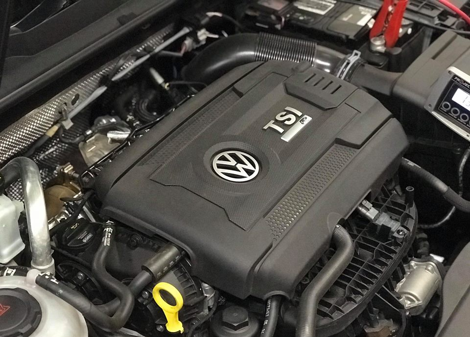 VW Golf 7.5R stage1
