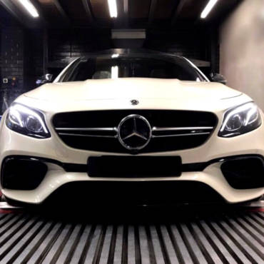 Mercedes E63S 4.0TT 4Matic – Stage2 98RON