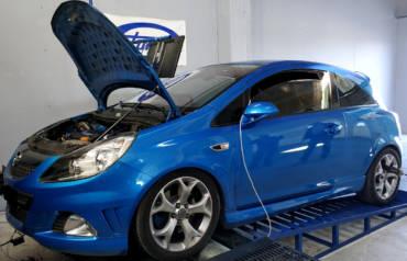 Opel Corsa OPC 1.6T – Stage3 big turbo kit IHI VF34