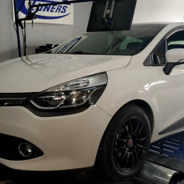 Renault Clio 4 1.5dci 75hp – Stage1
