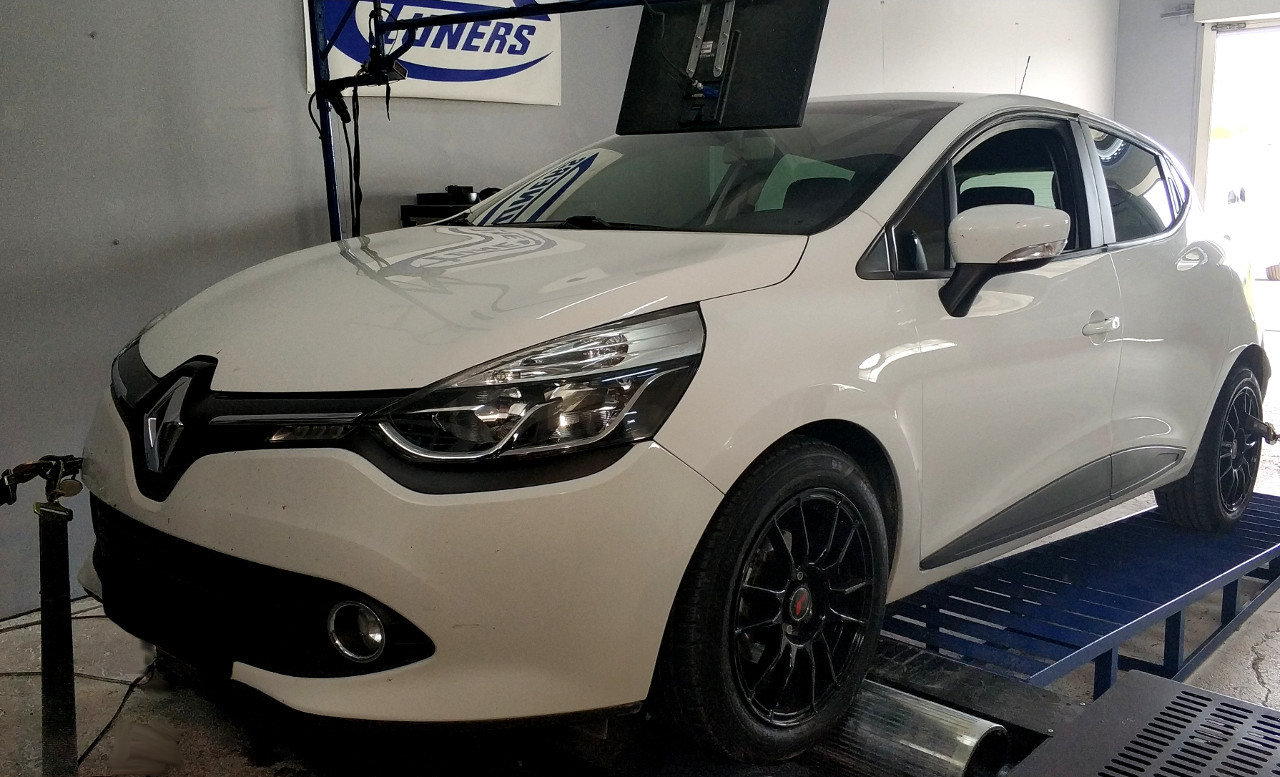 Renault Clio 4 1 5dci 75hp Stage1 Etuners