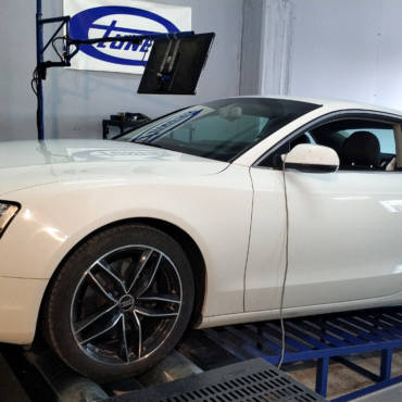 Audi A5 1.8TFSI (160hp) – Stage1 95RON