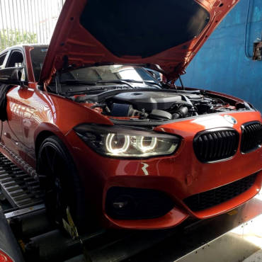 BMW 120i 2.0T F20 (B48) – Stage2 95RON