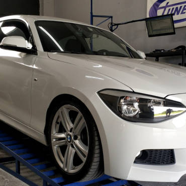 BMW 125i F21 2.0T – Stage2 100RON