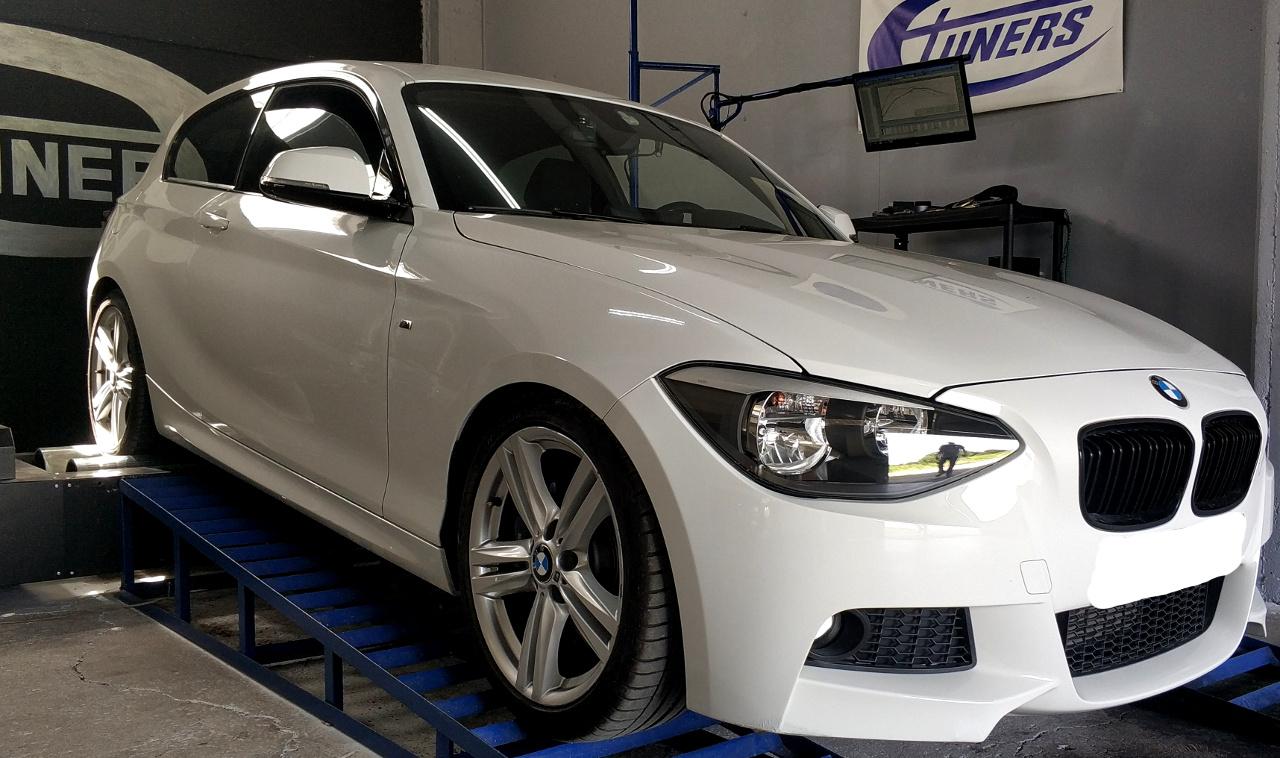BMW 125i F21 2 0T – Stage2 100RON – eTuners