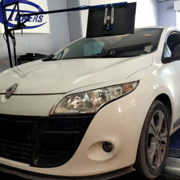 Renault Megane 4 1.4TCe130 – Stage1 98RON