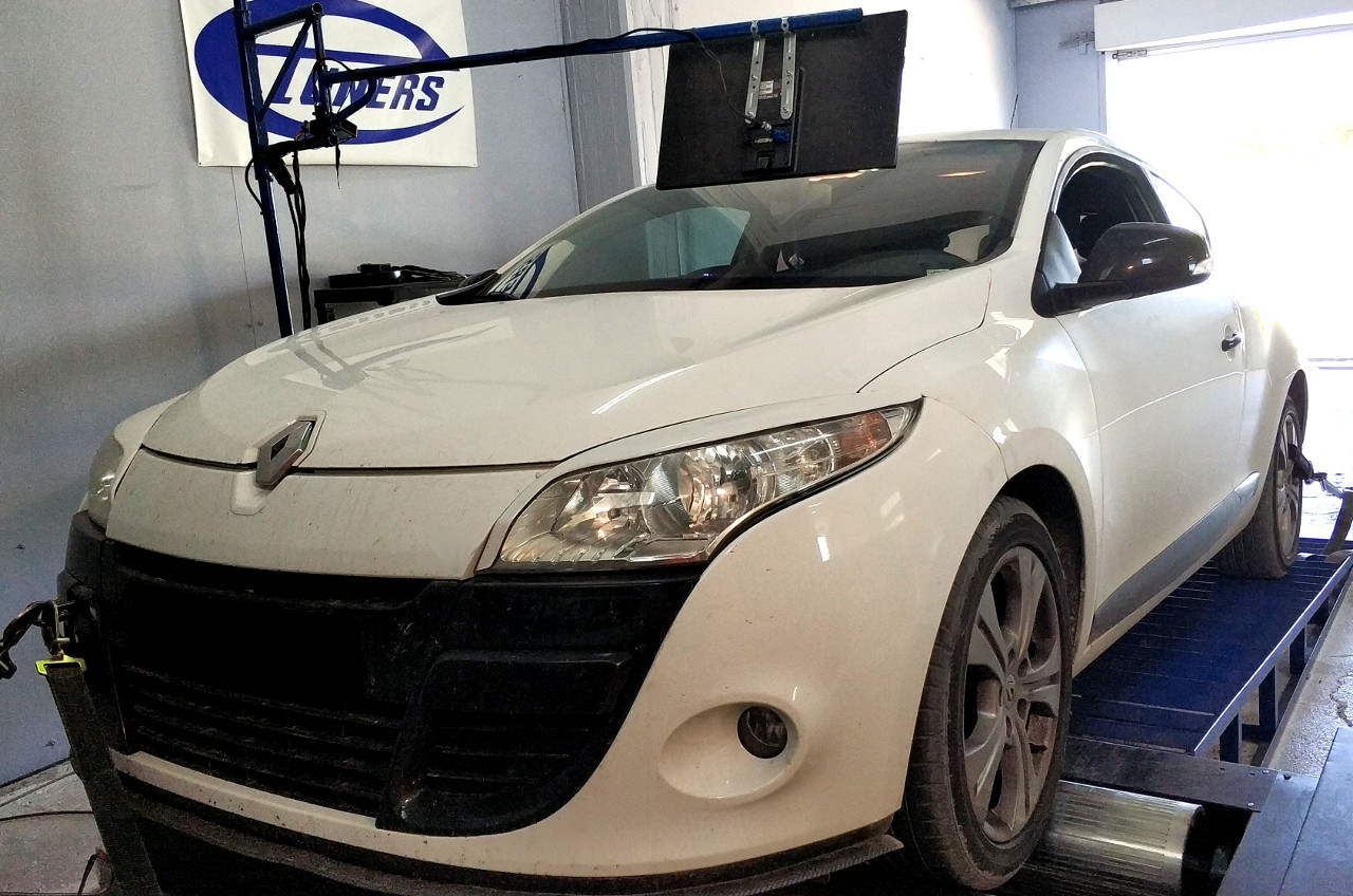 Renault Megane 4 1 4tce130 Stage1 98ron Etuners