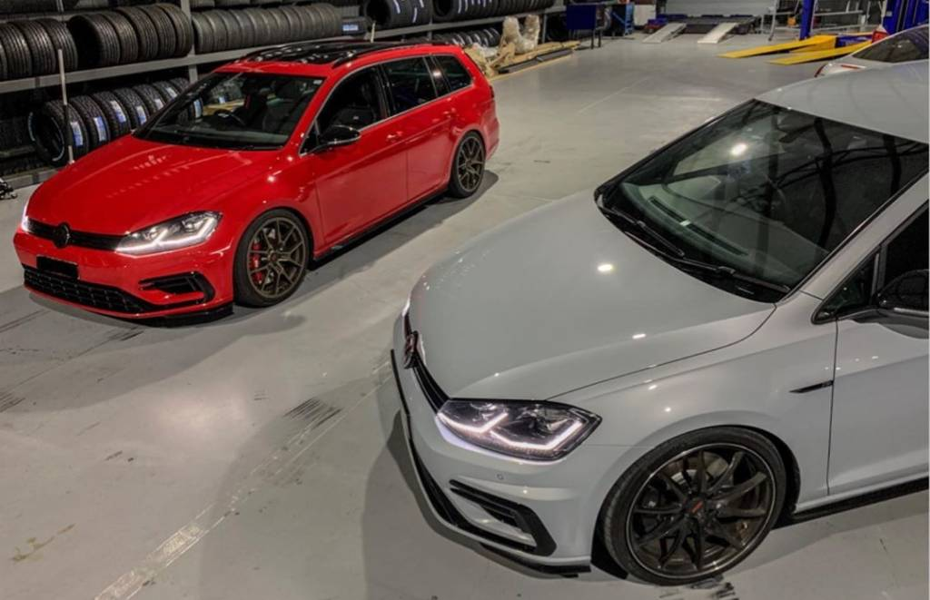 VW Golf 7.5R 2.0TSI Wagon - Stage2 98RON