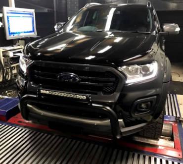 Ford Ranger 3.2 TDCI Wildtrak MY2019 – Stage1