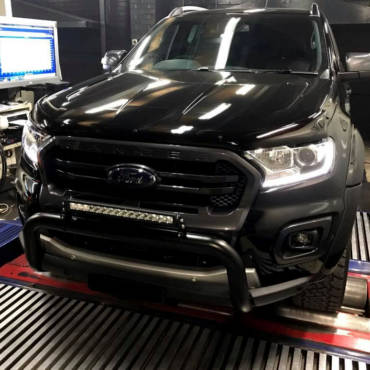 Ford Ranger 3.2 TDCI Wildtrak MY2019 – Stage1