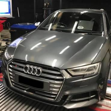 Audi S3 8V.2 2.0TFSI DSG7 DQ381 – Stage2 98RON