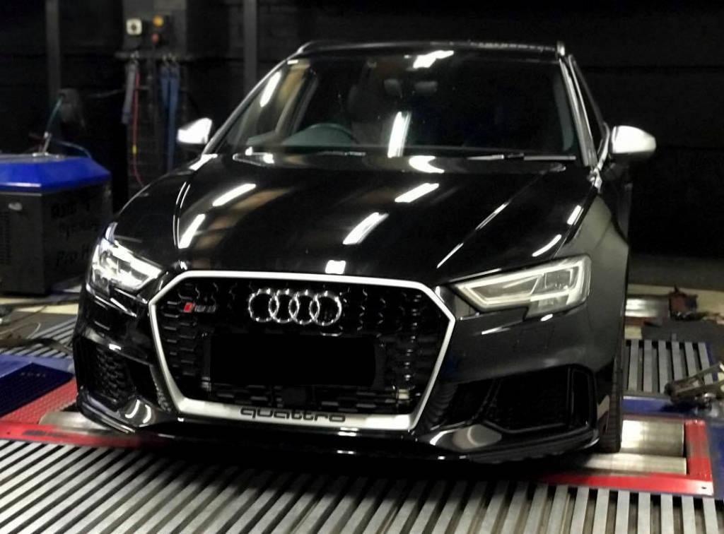 Audi RS3 8V.2 2.5TFSI DSG7 MY2017 - Etuners Stage2 98RON tuning remap dyno iroz hypertune leyo motorsports