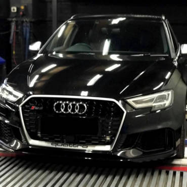 Audi RS3 8V.2 2.5TFSI – Stage2 98RON
